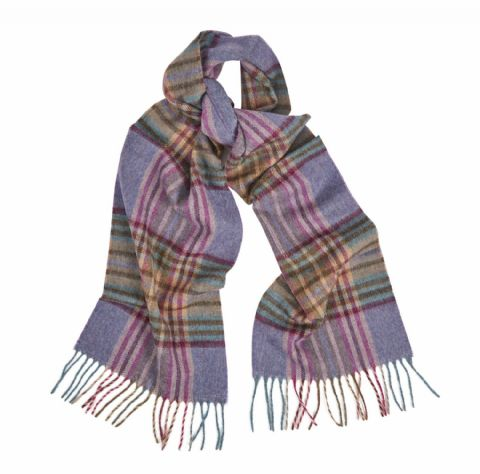 Barbour Dunnock Lambswool  Scarf - LSC0218PU51